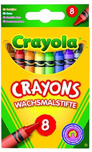 Crayola wax crayons The Bubble Room Toy Store Dublin