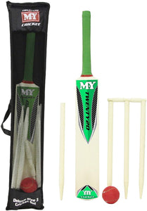 M.Y Size 3 Cricket Set In Mesh Carry Bag The Bubble Room Toy Store Skerries Dublin Ireland