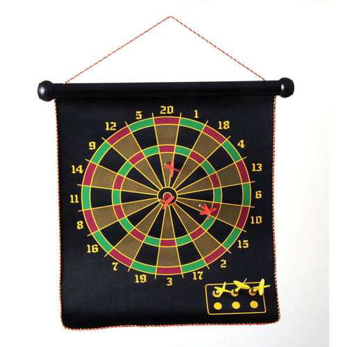 Keycraft Magnetic Roll-Up Dartboard The Bubble Room Toy Store Dublin