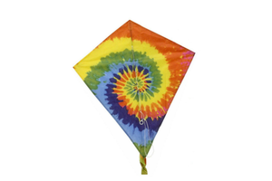 M.Y Diamond Tie-Dye Kite The Bubble Room Toy Store Skerries Dublin