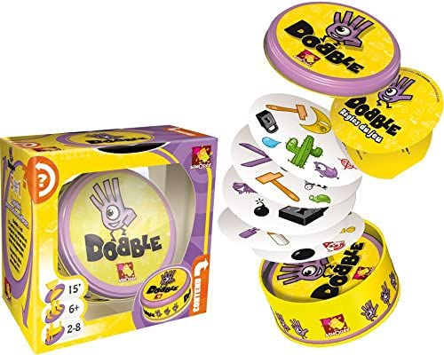 Dobble Classic  Card Game The Bubble Room Toy Store Skerries