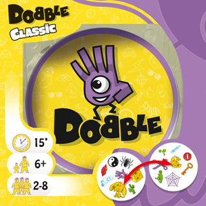 Dobble Classic  Card Game The Bubble Room Toy Store Skerries Dublin