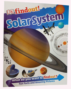 DK Find Out:  Solar System