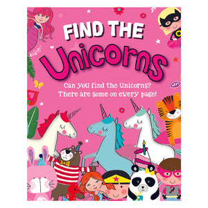 Find The Unicorns The Bubble Room Kids Book Store Skerries Dublin