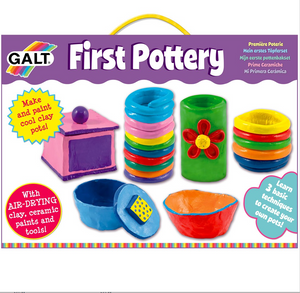 Galt First Pottery Kit The Bubble Room Toy Store Dublin