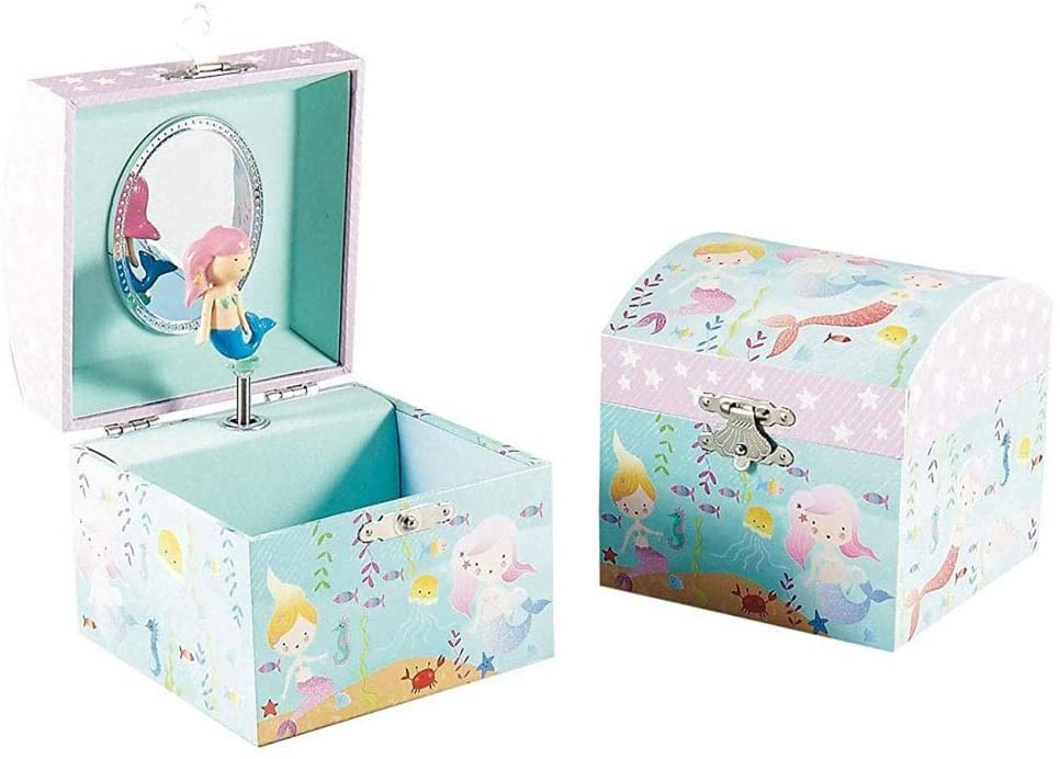Floss & Rock Mermaid Jewellery Box