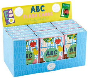 Floss & Rock ABC Flash Cards The Bubble Room Toy Store Skerries Dublin