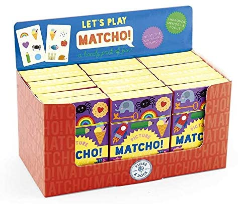 Floss and Rock Matching Card game The Bubble Room Toy Store Skerries Dublin