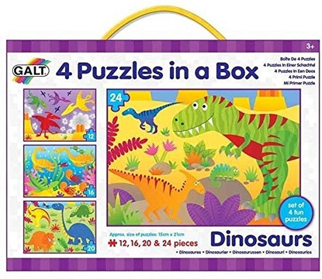 Galt Dinosaurs Puzzle The Bubble Room Toy Store Dublin