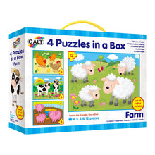 Load image into Gallery viewer, Galt Puzzle Farm The Bubble Room Toy Store Dublin