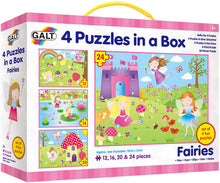 Load image into Gallery viewer, 4 Puzzles in a box The Bubble Room Toy Store Skerries Dublin Ireland