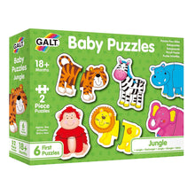 Load image into Gallery viewer, Galt Baby Puzzle Jungle The Bubble Room Toy Store Dublin