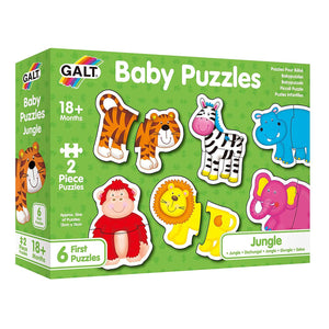 Galt Baby Puzzle Jungle The Bubble Room Toy Store Dublin