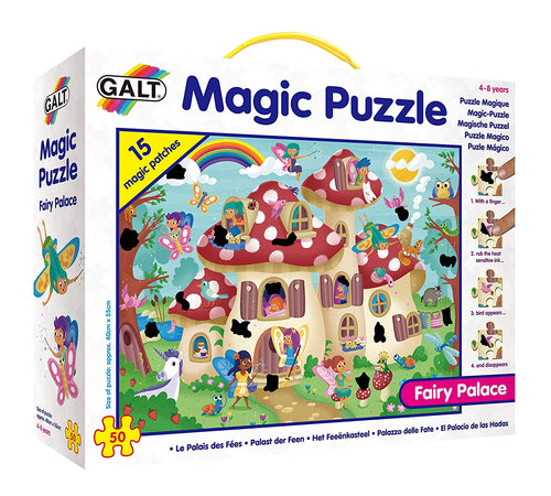 Galt Toys Magic Puzzle Fairy Palace The Bubble Room Toy Store Dublin