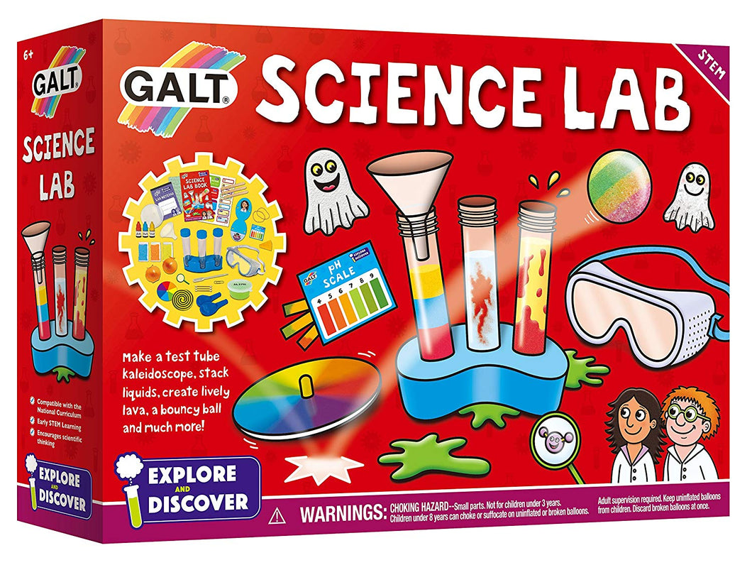 Galt Science Lab The Bubble Room Toy Store Dublin