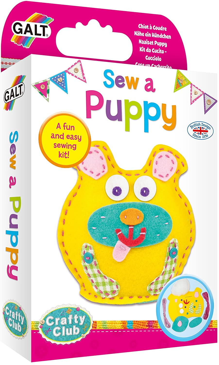 Galt sew a puppy kit The Bubble Room Toy Store Skerries Dublin