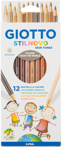 Giotto Skin Coloured Pencils The Bubble Room Toy Store Dublin