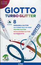 Load image into Gallery viewer, Giotto Glitter Pens The Bubble Room Arts and Crafts Store Dublin
