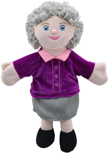 Puppet Company Grandma  Storytelling Puppets The Bubble Room Toy Store dublin
