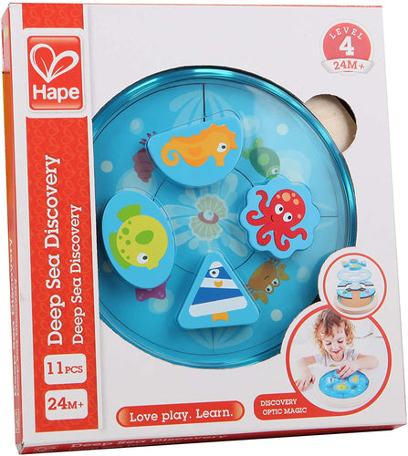 Hape Deep Sea Discovery Puzzle  The Bubble Room Toy Store Dublin