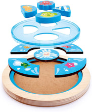 Load image into Gallery viewer, Hape Deep Sea Discovery Puzzle  The Bubble Room Toy Store Dublin