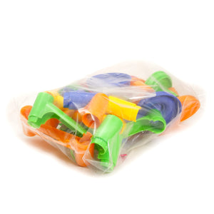 House of Marbles 50 piece Marble Run The Bubble Room Toy Store Dublin
