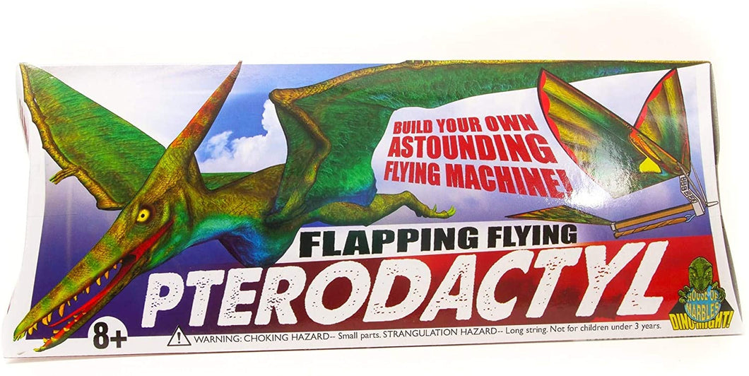 The House Of Marbles | Flapping Flying Pterodactyl The Bubble Room Toy Store Dublin