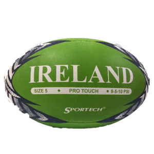 Sportech Ireland Mini Rugby Ball The Bubble Room Toy Store