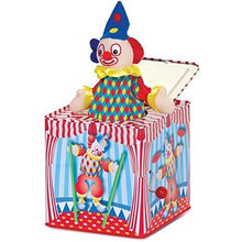 Load image into Gallery viewer, Tobar Clown Jack in The Box