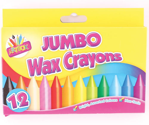 Jumbo Wax Crayons The Bubble Room Toy Store Dublin