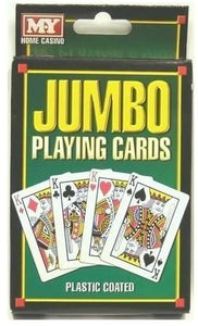 Jumbo Playing Cards The Bubble Room Toy Store  Dublin