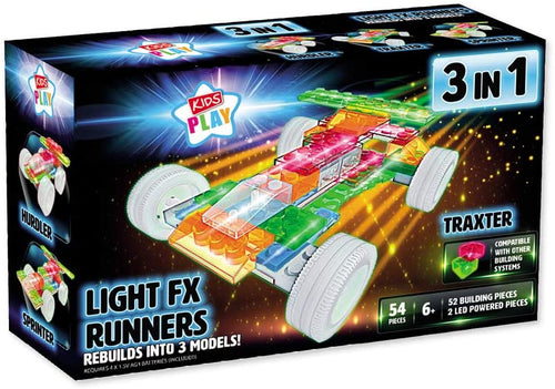 light FX Runners The Bubble Room Toy Store Dublin