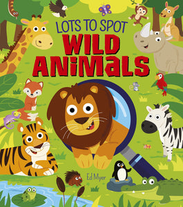 Lots to spot Wild Animals The Bubble Room Toy Store Dublin