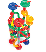 Load image into Gallery viewer, Marbles 70 Piece Marble Run The Bubble Room Toy Store Dublin