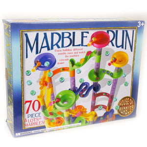 House of Marbles 70 Piece Marble Run The Bubble Room Toy Store Dublin