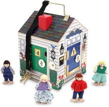 Load image into Gallery viewer, Melissa & Doug Doorbell House The Bubble Room Skerries Dublin