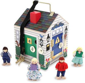 Melissa & Doug Doorbell House The Bubble Room Skerries Dublin