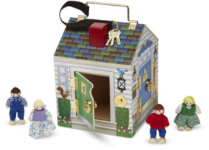 Melissa & Doug Doorbell House The Bubble Room Skerries Dublin Ireland