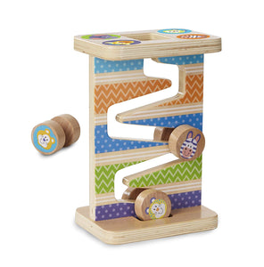 Melissa & Doug Safari Zig-Zag Tower The Bubble Room Toy Store Dublin