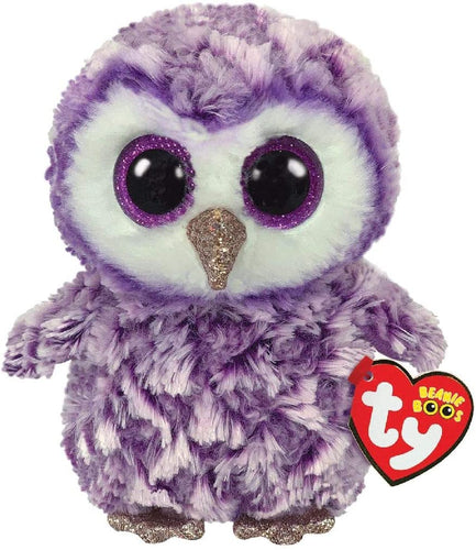 Ty Beanie Boos Moonlight Owl The Bubble Room Toy Store Skerries Dublin