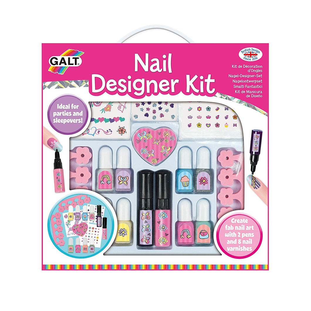 Galt Nail Designer Kit The Bubble Room Toy Store Skerries