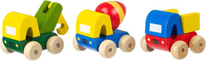 Orange Tree Toys  First Trucks The Bubble Room Toy Store Dublin