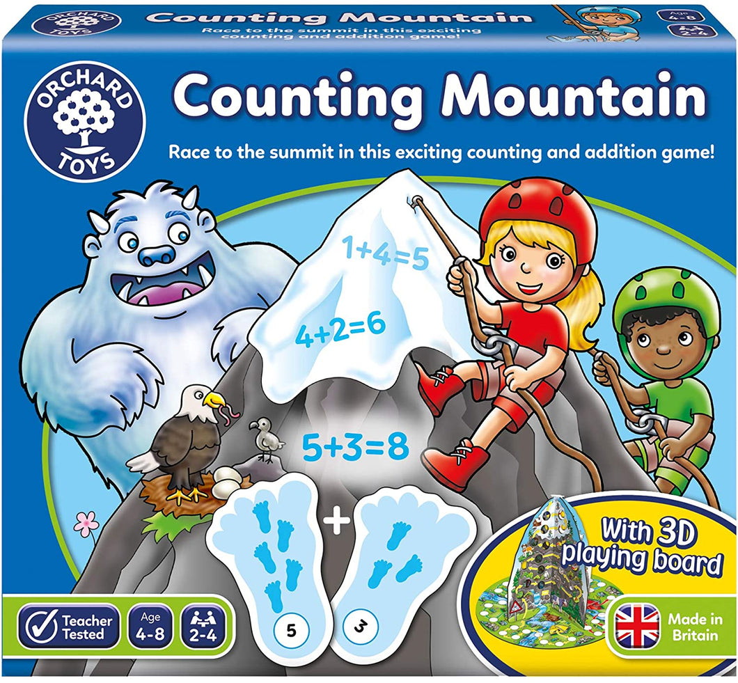 Orchard Toys Counting Mountain The Bubble Room Toy Store Dublin