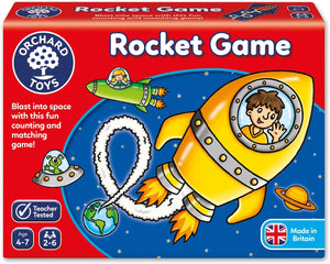 Orchard Toys Rocket Game The Bubble Room Toy Store Dublin