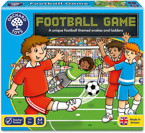 Orchard Toys Football Game The Bubble Room Toy Store Dublin