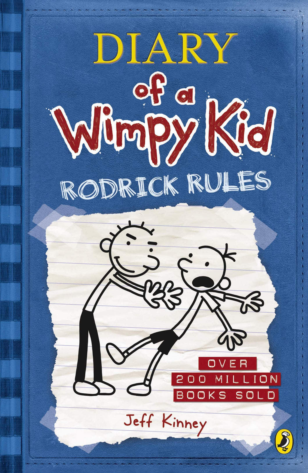 Diary of a Wimpy Kid: Roderick Rules Book 2