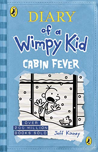 Diary of a Wimpy Kid: Cabin Fever. Book 6