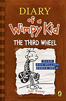 Diaty of a Wimpy Kid: The Third Wheel. Book 7