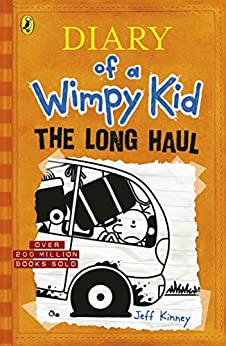 Diary of a Wimpy Kid: The Long Haul. Book 9