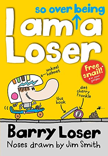 Barry Loser: I an So Over Being A Loser